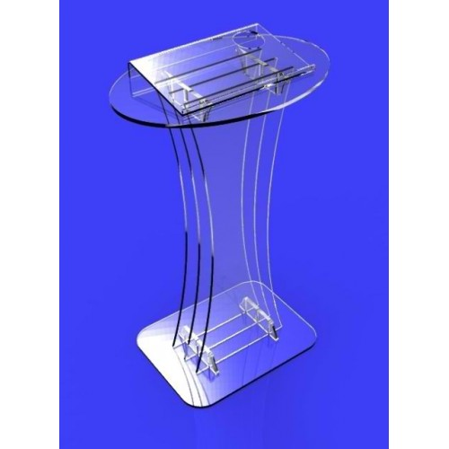 Acrylic Lectern or Podium
