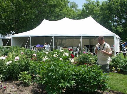 20 X 40 Garden Party Tent
