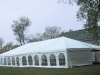 30X60 Frame Tent Exterior RMC Kingston