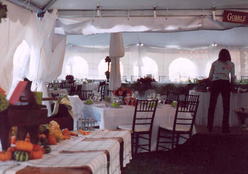 Entrance Tent